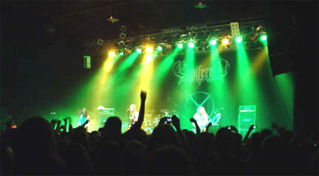 2007. 04. 21. Ensiferum, Suidakra, Naildown, Archaic, Bloodrainbow, Sin Of Kain