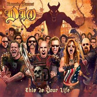 Ronnie James Dio tribute-lemez