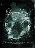 "Leaves' Eyes – ""We Came With The Norhern Winds"""