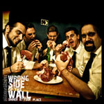 Wrong Side Of The Wall - Dinner At Your Place (EP)