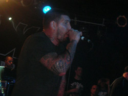 Sick Of It All, Madball, No Turning Back, Last Hope @ Dürer-kert, 2010.10.15.