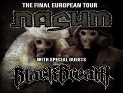 Nasum, Black Breath, Freedome Is A Lie @ Dürer kert, 2012.09.30.