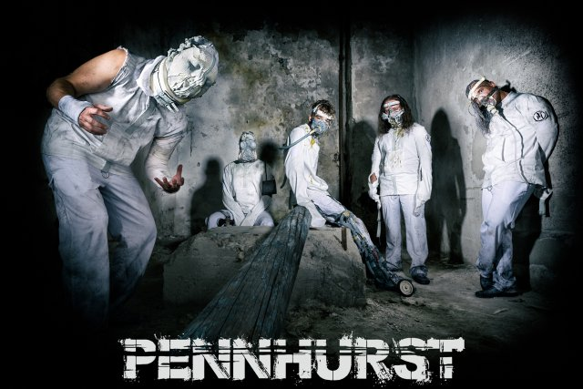Pennhurst koncert november 23. - Analog Music Hall