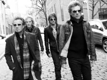 Bon Jovi az iTunes-on is tarol