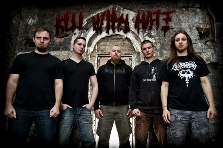 Kill With Hate friss hírek