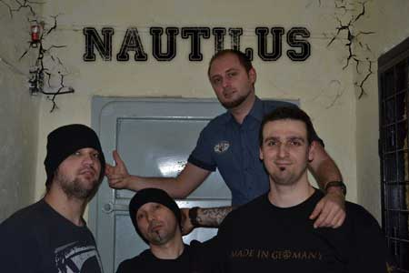 Nautilus lemez a Soundcloud-on