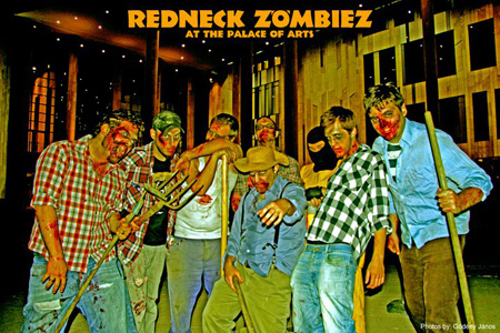 Redneck Zömbiez - Farmed & Dangerous