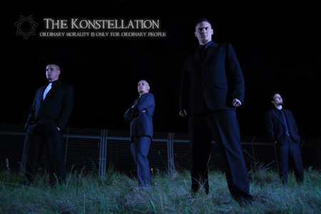 The Konstellation - Kész a lemez