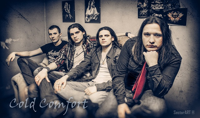 Cold Comfort: Kids in anger - új dal